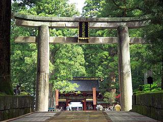 Sanctuaires et temples de Nikko