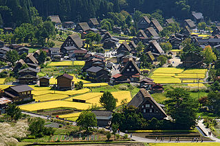 Villages historiques de Shirakawa-go et Gokayama