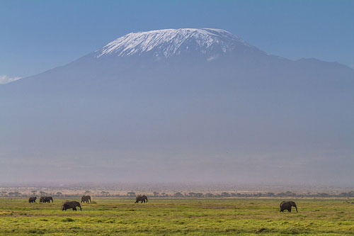 Mont Kilimanjaro