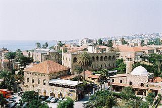 Patrimoine historique Liban