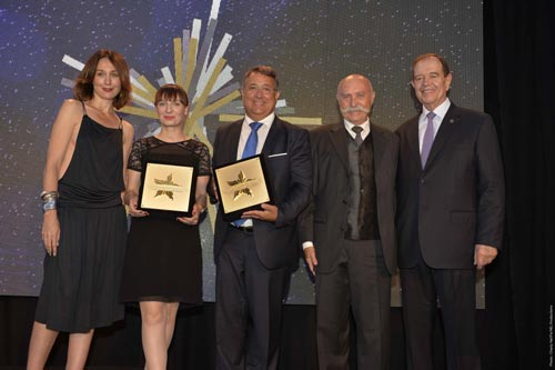 Lauréats Leipzig St. Tropez