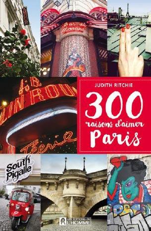300 raisons aimer Paris