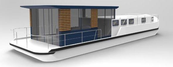 nouveau bateau