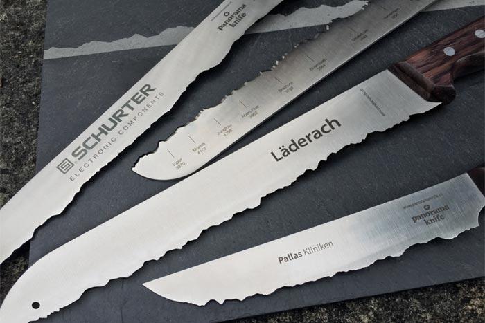 couteaux personnalisés