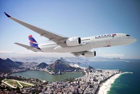 Boeing 767 LATAM