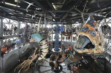 Carrouel des mondes marins