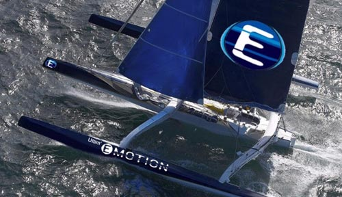 trimaran Ultim Emotion
