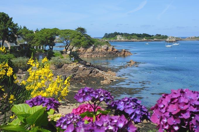 La bretagne terre d incentive for Fonds ecran paysages superbes