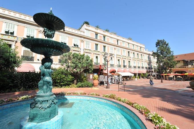 Place d'Armes, Monaco