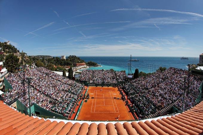 Tennis à Monaco