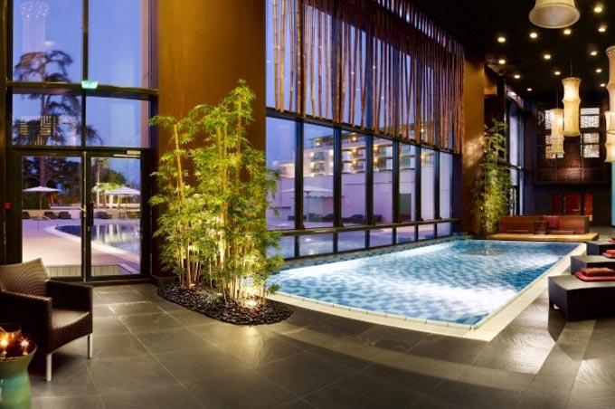 Spa Hilton Evian-les-Bains