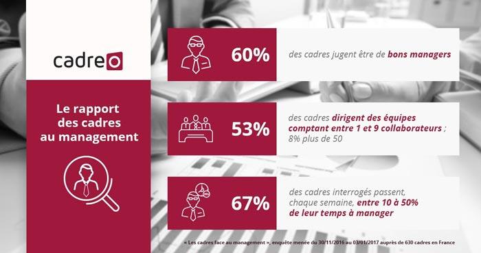 rapport des cadres au management