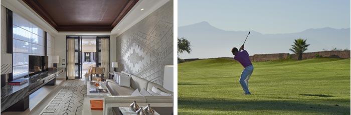 Mandarin Marrakech golf