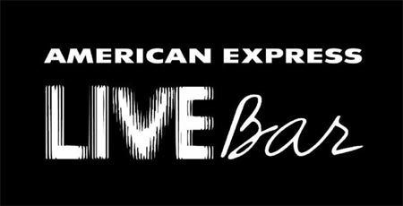 logo Amex Livebar