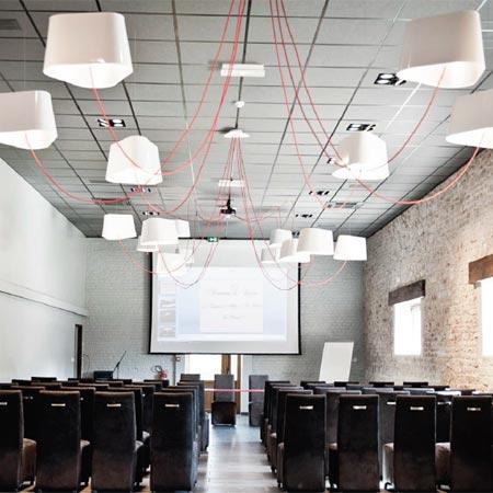salle de réunion Domaine de Barive