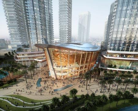 Opéra Dubaï