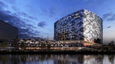 Hilton Schiphol Amsterdam