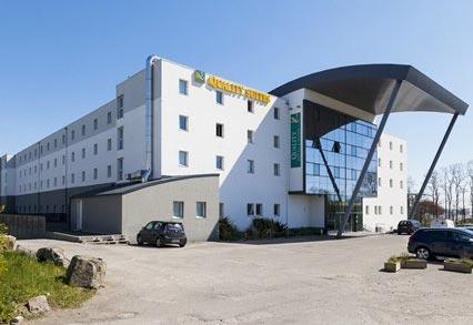 hôtel Nantes Beaujoire
