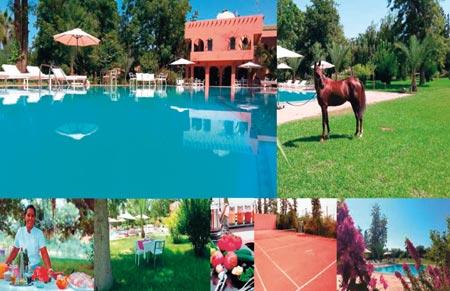 La Vie en Rose Marrakech