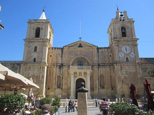 Co-cathédrale Saint-Jean de la Valette