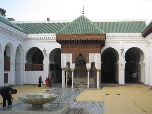 Université Al Quaraouiyine Fès