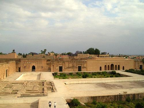 Palais El Badiâ Marrakech