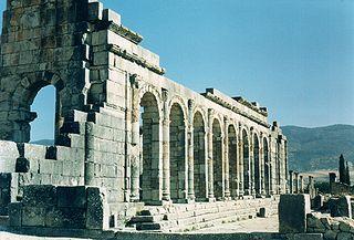 Site archéologique de Volubilis