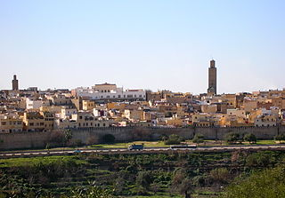Ville historique de Meknès