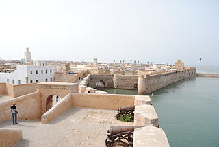 Ville portugaise de Mazagan