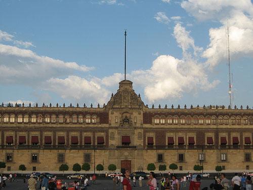 Palais National de Mexico