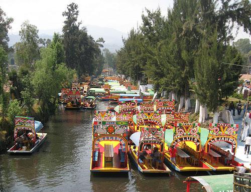Jardins de Xochimilco