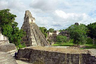 Ancienne cité maya de Calakmul, Campeche