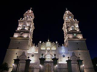 Centre historique de Morelia
