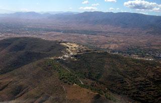 Centre historique de Oaxaca et zone archéologique de Monte Alban