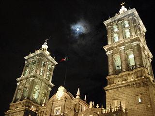 Centre historique de Puebla
