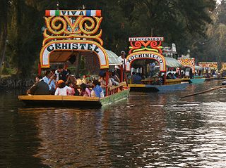 Centre historique de Mexico et Xochimilco