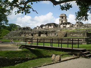 Cité préhispanique et parc national de Palenque