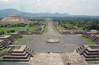 Cité préhispanique de Teotihuacan