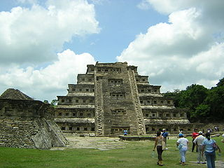 El Tajin, cité préhispanique