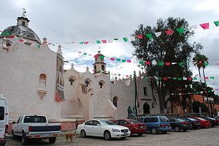 Ville protégée de San Miguel et sanctuaire de Jésus Nazareno de Atotonilco