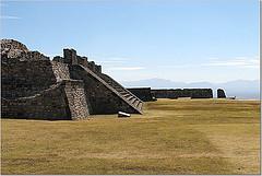 Zone de monuments archéologiques de Xochicalco