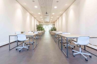 Be Coworking Porte de Saint-Ouen