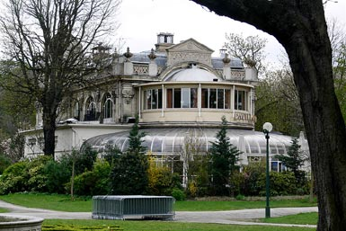 Café Lenôtre Pavillon Elysée Lenôtre