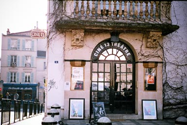 Ciné XIII Théâtre