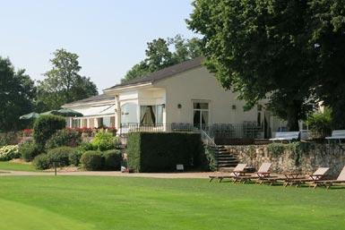 Club-house du Golf d'Ormesson