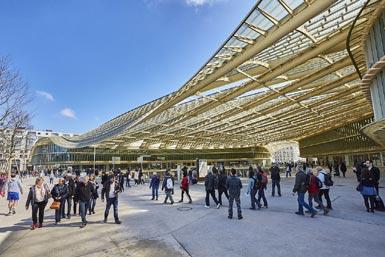 Halles de Paris