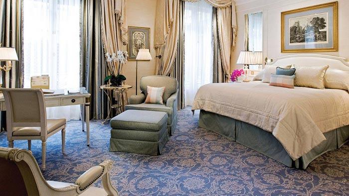 Four seasons hotel george v - Hotel georges v paris prix chambre ...