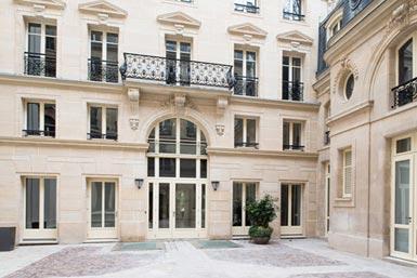 Paris 72 Faubourg St Honoré