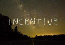 Activités incentives