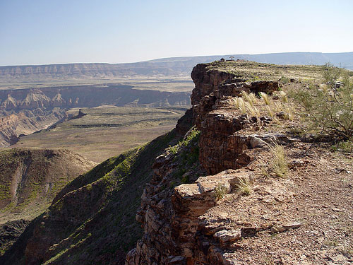 Visiter Fish River Canyon